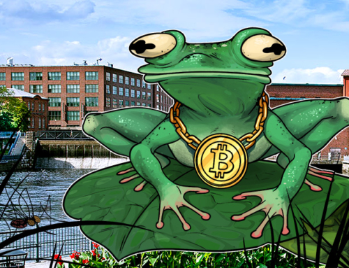 Chainfrog quotes in CoinTelegraph articles