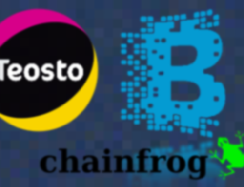 Teosto and Chainfrog implement a blockchain pilot